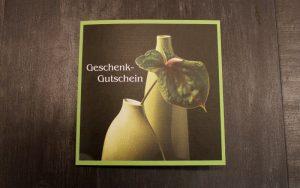 Geschenkgutschein Hölderle Oettingen